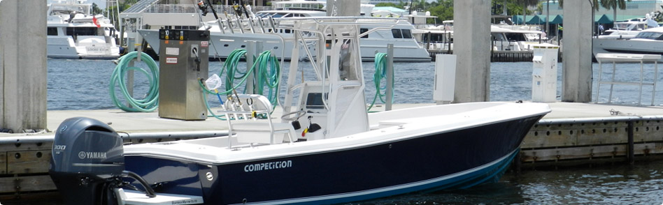 Benefits of Three-Piece Construction in Boat Building | Competition ...