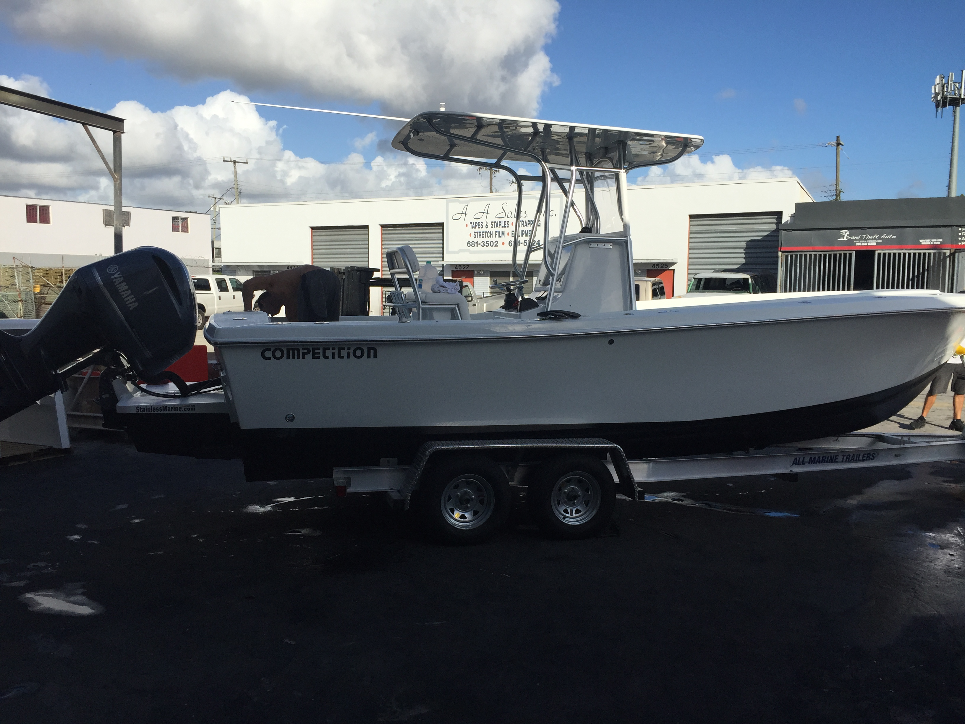 Best fishing boats for the money 2015 competition boats for Best fishing boat