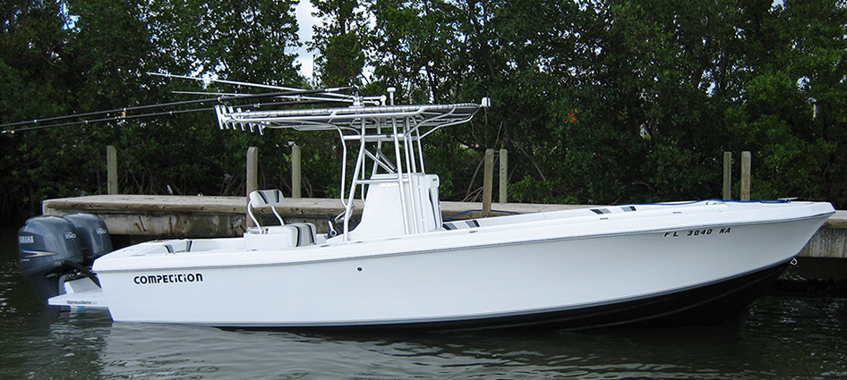 Best Center Console Fishing Boats - Competition Boats